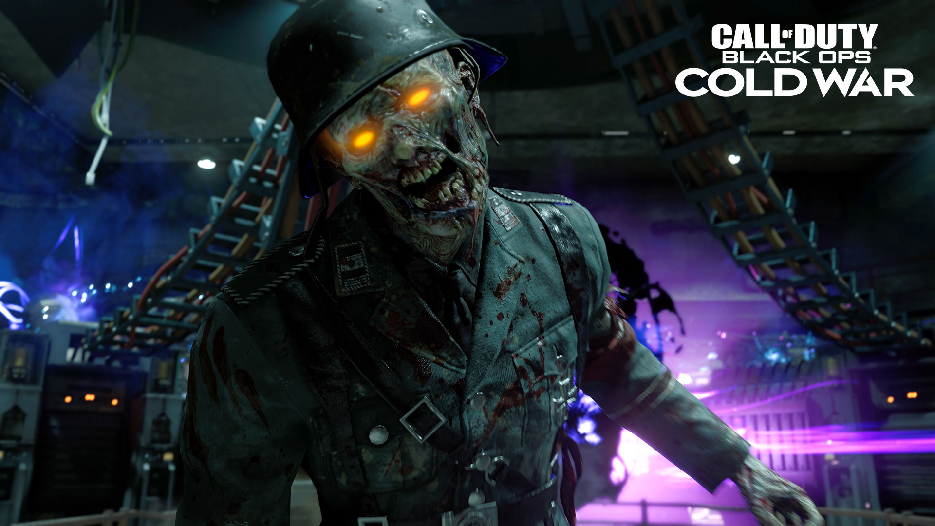 Black Ops Cold War Zombies Outbreak Mode (Credit: Treyarch)
